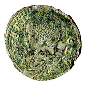 1 Parpagliola - Alessandro Farnese (Young Bust) – obverse