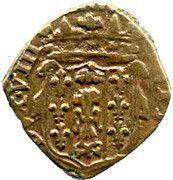 1 Sesino - Francesco Farnese – obverse