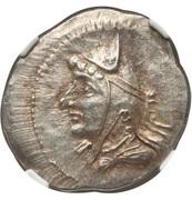 Drachm - Mithradates I (Sellwood Type 9) – obverse