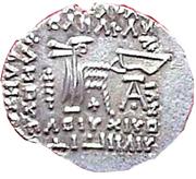 Drachm - Vologases III (Sellwood Type 78 - Ecbatana) -  reverse