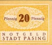 20 Pfennig – obverse