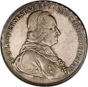 1 Thaler - Leopold Ernst Joseph – obverse