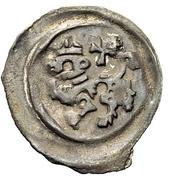 1 Pfennig - Otto von Lonsdorf – reverse