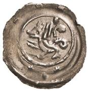 1 Pfennig - Berthold von Pietengau and Otto von Lonsdorf – reverse