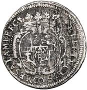 2 Kreuzer - Johann Philipp von Lamberg – reverse