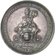 Medal - Sede Vacante of 1761 (Passau) – obverse