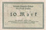 10 Mark – reverse