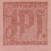 1 Pfennig (cut edge) – reverse