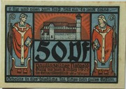 50 Pfennig (Monastery Series - Issue 2) – obverse