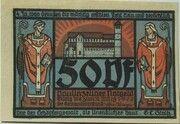 50 Pfennig (Monastery Series - Issue 4) – obverse