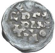Denaro - Otto III – reverse