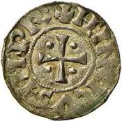 1 Denaro - Enrico I – obverse