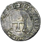 "1/2 Groot ""à l'M"" - Philip the Fair – obverse"