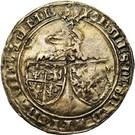 """2 Penning """"Jans"""" - John IV – obverse"""