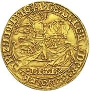 Cavalier d'Or - Philippe le Bon – obverse