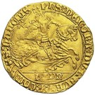 1 Cavalier d'Or - Philip the Good – obverse