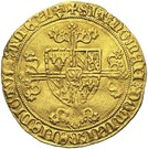 1 Cavalier d'Or - Philip the Good – reverse