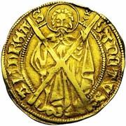 1 Bourgondische Gulden - Philip the Good – obverse