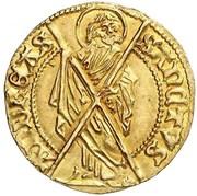 1 Bourgondische Gulden - Charles the Bold – obverse