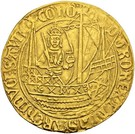 1 Bourgondische Nobel - Philip the Fair – obverse