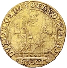 1 Gouden Schild - Philip the Good – obverse