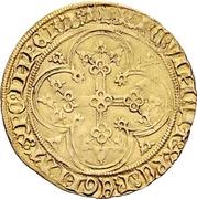 1 Gouden Schild - Philip the Good – reverse
