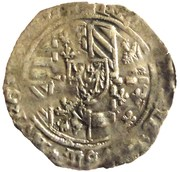 1 Groot - Philip the Fair – obverse