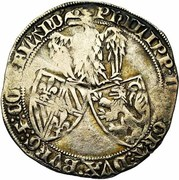 "2 Groot ""Jangelaar"" - Philip the Bold – obverse"