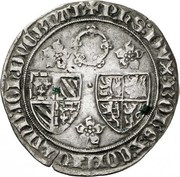 "2 Groot ""Roosebeker"" - Philip the Bold – obverse"