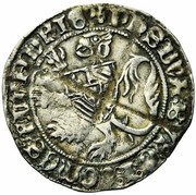 "2 Groot ""Kromsteert"" - Philip the Good – obverse"