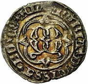 "1 Groot ""to the M"" - Mary of Burgundy – obverse"