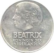 50 Gulden - Beatrix (Dutch-American Friendship) – obverse