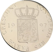 Ducat (Gelderland) – obverse