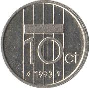 10 Cents - Beatrix -  reverse