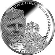 5 Euro - Willem-Alexander (Stelling van Amsterdam) -  obverse