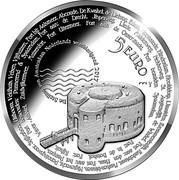 5 Euro - Willem-Alexander (Stelling van Amsterdam) -  reverse