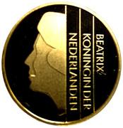 1 Gulden - Beatrix – obverse