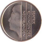 5 Cents - Beatrix -  obverse