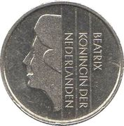10 Cents - Beatrix -  obverse