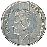 10 Gulden - Beatrix (BE-NE-LUX Treaty) – obverse