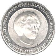 50 Gulden - Beatrix (Treaty of Munster) – obverse