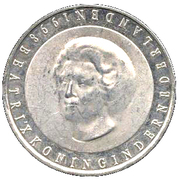 50 Gulden - Beatrix (Treaty of Munster) – reverse