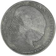 50 Gulden - Beatrix (Queens of Netherlands) – obverse