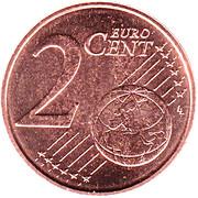 2 Euro Cent - Willem-Alexander – reverse