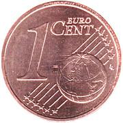 1 Euro Cent - Willem-Alexander – reverse