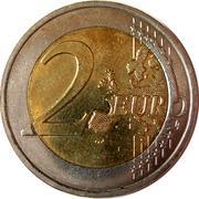 2 Euro - Beatrix (10 Years of EMU) -  reverse