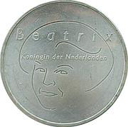 5 Euro - Beatrix (EU Members) – obverse
