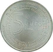 5 Euro - Beatrix (EU Members) – reverse