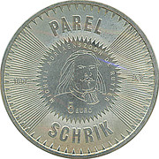 5 Euro - Beatrix (Michel de Ruyter) – reverse