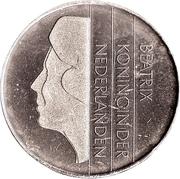 2½ Gulden - Beatrix -  obverse